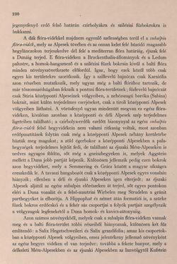 Bild der Seite - 230 - in Az Osztrák-Magyar Monarchia írásban és képben - Bevezetö Kötet (I), Band 2