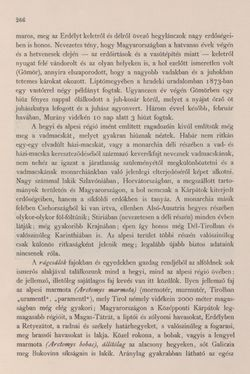 Bild der Seite - 266 - in Az Osztrák-Magyar Monarchia írásban és képben - Bevezetö Kötet (I), Band 2