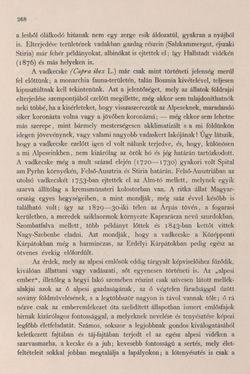 Bild der Seite - 268 - in Az Osztrák-Magyar Monarchia írásban és képben - Bevezetö Kötet (I), Band 2