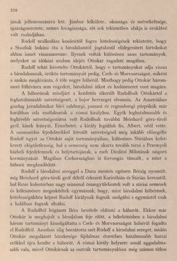 Bild der Seite - 378 - in Az Osztrák-Magyar Monarchia írásban és képben - Bevezetö Kötet (II), Band 3