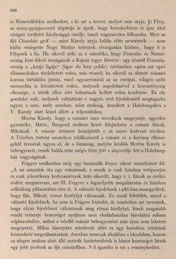 Image of the Page - 396 - in Az Osztrák-Magyar Monarchia írásban és képben - Bevezetö Kötet (II), Volume 3