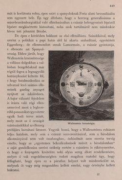Bild der Seite - 449 - in Az Osztrák-Magyar Monarchia írásban és képben - Bevezetö Kötet (II), Band 3