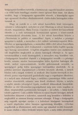 Bild der Seite - 498 - in Az Osztrák-Magyar Monarchia írásban és képben - Bevezetö Kötet (II), Band 3