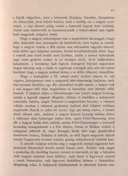 Bild der Seite - 47 - in Az Osztrák-Magyar Monarchia írásban és képben - Magyarország I (1), Band 5/1