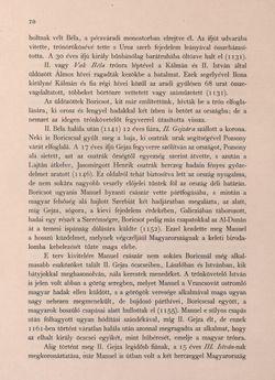 Bild der Seite - 70 - in Az Osztrák-Magyar Monarchia írásban és képben - Magyarország I (1), Band 5/1