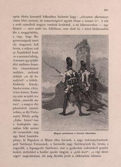 Bild der Seite - 261 - in Az Osztrák-Magyar Monarchia írásban és képben - Magyarország I (1), Band 5/1