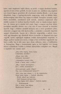 Image of the Page - 289 - in Az Osztrák-Magyar Monarchia írásban és képben - Magyarország I (2), Volume 5/2