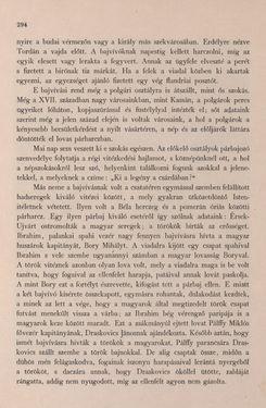 Bild der Seite - 294 - in Az Osztrák-Magyar Monarchia írásban és képben - Magyarország I (2), Band 5/2