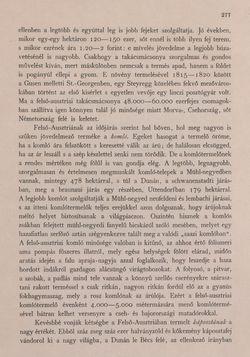 Bild der Seite - 277 - in Az Osztrák-Magyar Monarchia írásban és képben - Felsö-Ausztria ès Salzburg (Felsö-Ausztria), Band 6/1
