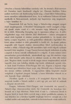 Bild der Seite - 358 - in Az Osztrák-Magyar Monarchia írásban és képben - Felsö-Ausztria ès Salzburg (Salzburg), Band 6/2