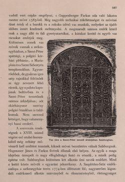 Bild der Seite - 567 - in Az Osztrák-Magyar Monarchia írásban és képben - Felsö-Ausztria ès Salzburg (Salzburg), Band 6/2