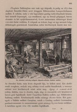 Bild der Seite - 601 - in Az Osztrák-Magyar Monarchia írásban és képben - Felsö-Ausztria ès Salzburg (Salzburg), Band 6/2