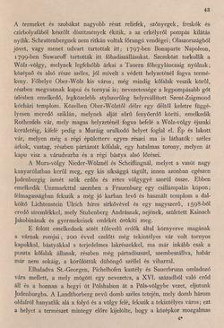 Bild der Seite - 43 - in Az Osztrák-Magyar Monarchia írásban és képben - Stiria, Band 7