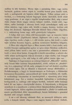 Image of the Page - 151 - in Az Osztrák-Magyar Monarchia írásban és képben - Stiria, Volume 7