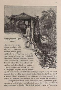 Image of the Page - 403 - in Az Osztrák-Magyar Monarchia írásban és képben - Stiria, Volume 7