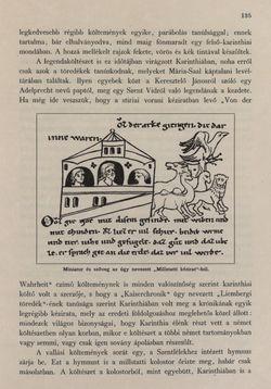 Bild der Seite - 135 - in Az Osztrák-Magyar Monarchia írásban és képben - Karinthia és Krajna (Karinthia), Band 8/1
