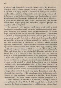 Bild der Seite - 220 - in Az Osztrák-Magyar Monarchia írásban és képben - Karinthia és Krajna (Karinthia), Band 8/1