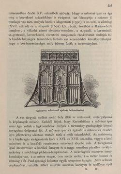 Image of the Page - 225 - in Az Osztrák-Magyar Monarchia írásban és képben - Karinthia és Krajna (Karinthia), Volume 8/1