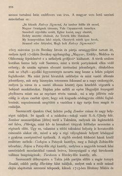 Bild der Seite - 278 - in Az Osztrák-Magyar Monarchia írásban és képben - Magyarország II (1), Band 9/1
