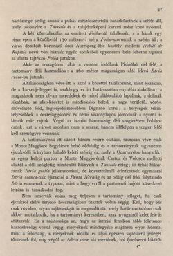 Bild der Seite - 27 - in Az Osztrák-Magyar Monarchia írásban és képben - Az Osztrák Tengermellék és Dalmáczia (Tengermellék), Band 10