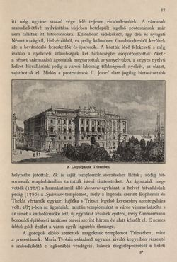 Bild der Seite - 67 - in Az Osztrák-Magyar Monarchia írásban és képben - Az Osztrák Tengermellék és Dalmáczia (Tengermellék), Band 10