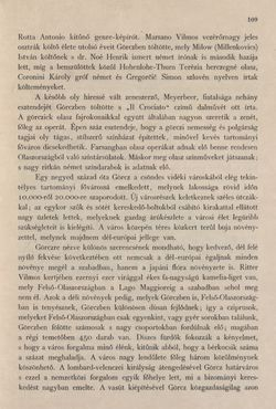 Bild der Seite - 109 - in Az Osztrák-Magyar Monarchia írásban és képben - Az Osztrák Tengermellék és Dalmáczia (Tengermellék), Band 10