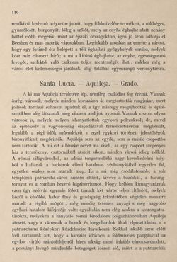 Bild der Seite - 110 - in Az Osztrák-Magyar Monarchia írásban és képben - Az Osztrák Tengermellék és Dalmáczia (Tengermellék), Band 10