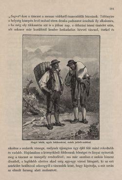 Image of the Page - 181 - in Az Osztrák-Magyar Monarchia írásban és képben - Az Osztrák Tengermellék és Dalmáczia (Tengermellék), Volume 10