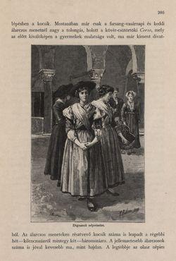 Image of the Page - 205 - in Az Osztrák-Magyar Monarchia írásban és képben - Az Osztrák Tengermellék és Dalmáczia (Tengermellék), Volume 10