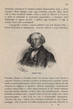 Bild der Seite - 257 - in Az Osztrák-Magyar Monarchia írásban és képben - Az Osztrák Tengermellék és Dalmáczia (Tengermellék), Band 10