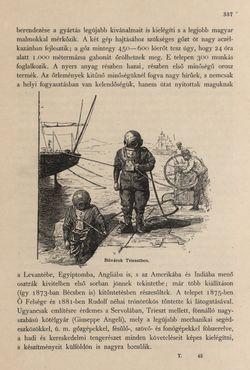 Bild der Seite - 337 - in Az Osztrák-Magyar Monarchia írásban és képben - Az Osztrák Tengermellék és Dalmáczia (Tengermellék), Band 10