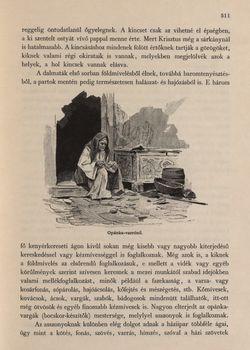 Image of the Page - 511 - in Az Osztrák-Magyar Monarchia írásban és képben,  - Az Osztrák Tengermellék és Dalmáczia (Dalmáczia), Volume 11