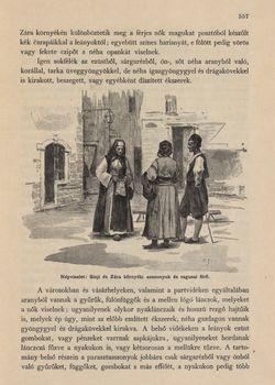 Bild der Seite - 557 - in Az Osztrák-Magyar Monarchia írásban és képben,  - Az Osztrák Tengermellék és Dalmáczia (Dalmáczia), Band 11