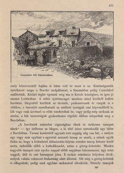 Bild der Seite - 571 - in Az Osztrák-Magyar Monarchia írásban és képben,  - Az Osztrák Tengermellék és Dalmáczia (Dalmáczia), Band 11