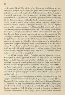 Bild der Seite - 76 - in Az Osztrák-Magyar Monarchia írásban és képben - Magyarország III (1), Band 12/1