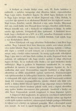 Bild der Seite - 92 - in Az Osztrák-Magyar Monarchia írásban és képben - Magyarország III (1), Band 12/1
