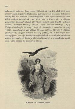 Bild der Seite - 244 - in Az Osztrák-Magyar Monarchia írásban és képben - Magyarország III (1), Band 12/1