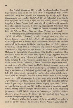 Bild der Seite - 84 - in Az Osztrák-Magyar Monarchia írásban és képben - Tirol és Vorarlberg (1), Band 13/1