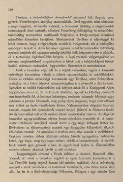 Bild der Seite - 120 - in Az Osztrák-Magyar Monarchia írásban és képben - Tirol és Vorarlberg (1), Band 13/1