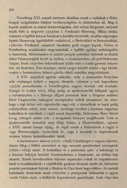 Bild der Seite - 218 - in Az Osztrák-Magyar Monarchia írásban és képben - Tirol és Vorarlberg (1), Band 13/1