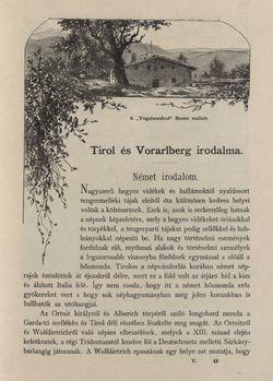Bild der Seite - 385 - in Az Osztrák-Magyar Monarchia írásban és képben - Tirol és Vorarlberg (2), Band 13/2