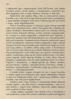 Bild der Seite - 574 - in Az Osztrák-Magyar Monarchia írásban és képben - Tirol és Vorarlberg (2), Band 13/2
