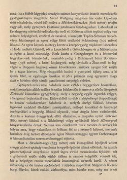Bild der Seite - 19 - in Az Osztrák-Magyar Monarchia írásban és képben - Csehország I (1), Band 14/1