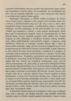 Bild der Seite - 159 - in Az Osztrák-Magyar Monarchia írásban és képben - Csehország I (1), Band 14/1