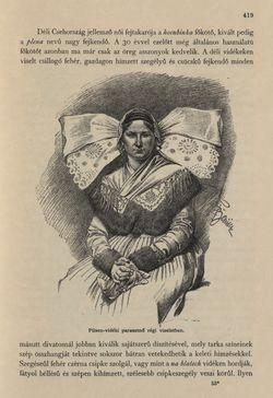 Image of the Page - 419 - in Az Osztrák-Magyar Monarchia írásban és képben - Csehország I (2), Volume 14/2