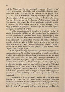 Bild der Seite - 98 - in Az Osztrák-Magyar Monarchia írásban és képben - Csehország II (1), Band 15/1