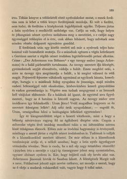 Bild der Seite - 135 - in Az Osztrák-Magyar Monarchia írásban és képben - Csehország II (1), Band 15/1