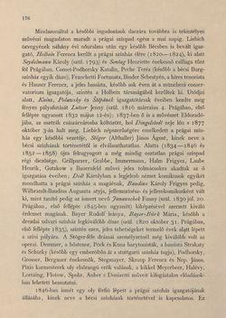 Bild der Seite - 176 - in Az Osztrák-Magyar Monarchia írásban és képben - Csehország II (1), Band 15/1