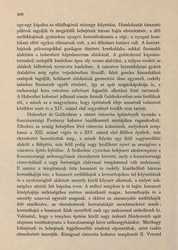 Image of the Page - 208 - in Az Osztrák-Magyar Monarchia írásban és képben - Csehország II (1), Volume 15/1