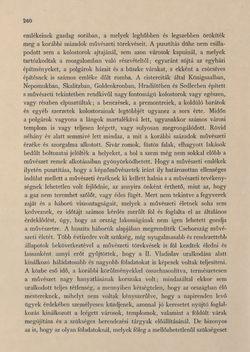 Bild der Seite - 260 - in Az Osztrák-Magyar Monarchia írásban és képben - Csehország II (1), Band 15/1